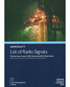 NP286(4) - ADMIRALTY List of Radio Signals: Volume 6, Part 4