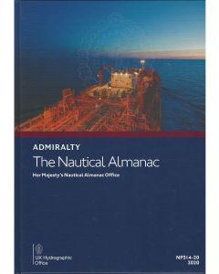 NP314 - ADMIRALTY: The Nautical Almanac 2020
