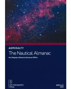 NP314 - ADMIRALTY: The Nautical Almanac 2021