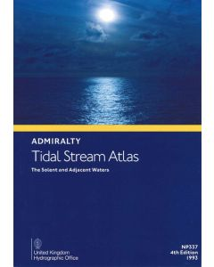 NP337 - ADMIRALTY Tidal Stream Atlas: Solent and Adjacent Waters
