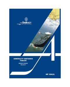 ADMIRALTY Distance Tables: Indian Ocean - Volume 2 ( NP350(2) | 3rd Edition )