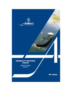 ADMIRALTY Distance Tables: Pacific Ocean - Volume 3 ( NP350(3) | 2nd Edition )
