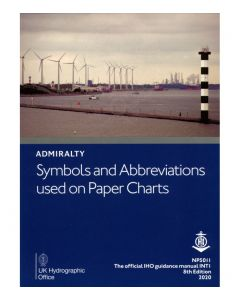 ADMIRALTY: Symbols And Abbreviations Used On Admiralty Paper Charts (NP5011)