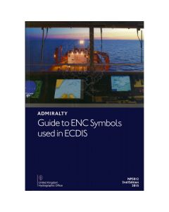 ADMIRALTY: Guide to ENC Symbols Used in ECDIS ( NP5012 | 2nd Edition )