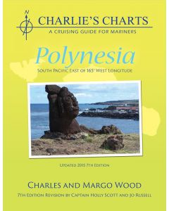 Charlie's Charts: Polynesia (7th Edition, 2015)