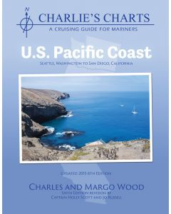Charlie's Charts US Pacific Coast