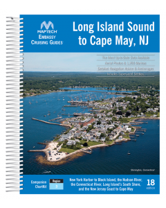 Embassy Cruising Guide: Long Island Sound to Cape May, NJ