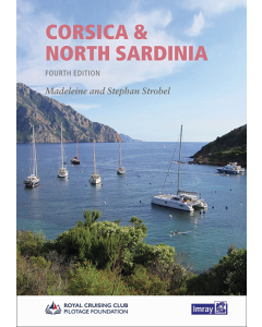 Corsica and North Sardinia [PRE-ORDER FOR NEW EDITION - DUE MARCH]