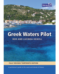 Greek Waters Pilot (Pre-order for 13th Edition - Due Late November)