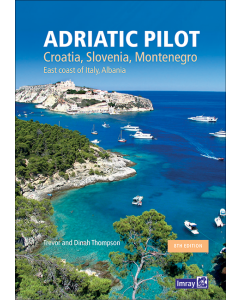 Adriatic Pilot [PRE-ORDER - NEW EDITION DUE FEBRUARY]