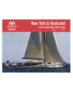 ChartKit Region 3 - New York to Nantucket and to Cape May, New Jersey