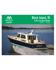 ChartKit Region 2 - Block Island, R.I. to the Canadian Border