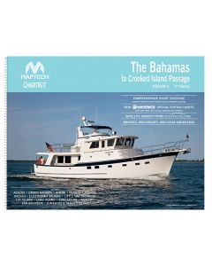 ChartKit Region 9 - The Bahamas to Crooked Island Passage