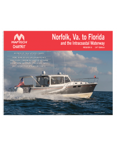 ChartKit Region 6 - Norfolk, Va. To Florida and the Intracoastal Waterway