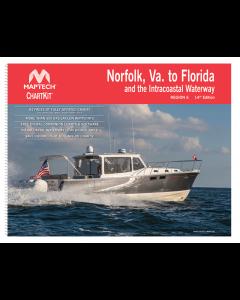ChartKit Region 6 - Norfolk, Va. To Florida and the Intracoastal Waterway