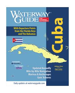 Waterway Guide - Cuba