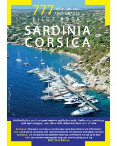 777 Harbours & Anchorages Pilot Book - Sardinia Corsica
