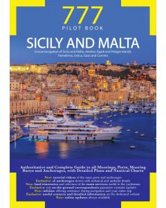 777 Harbours & Anchorages Pilot Book - Sicily and Malta