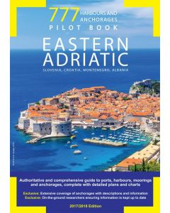 777 Harbours & Anchorages Pilot Book - Eastern Adriatic