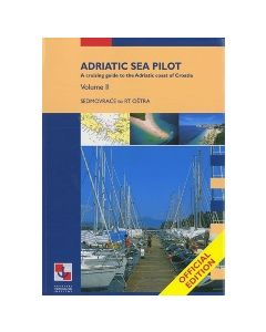 Adriatic Sea Pilot - Volume 2 (Sedmovrace to RT Ostra)