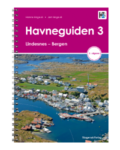 Havneguiden 3: Lindesnes – Bergen