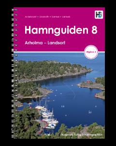 Hamnguiden 8: Arholma – Landsort