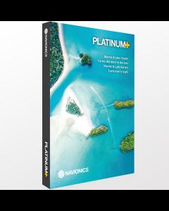 Navionics Platinum+ Packaging
