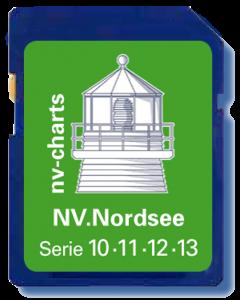 NV Plotter Charts - North Sea