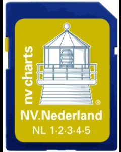 NV Plotter Charts - Netherlands