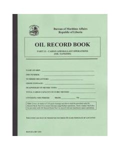 Liberian Oil Record Book Part 2 - All Ships