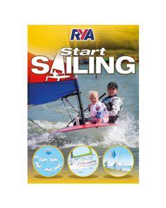 G3 RYA Start Sailing - Beginners Handbook