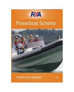 G20 Powerboat Logbook