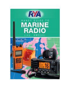 G22 RYA Handy Guide to Marine Radio (inc. GMDSS)