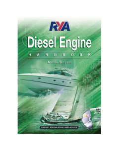 G25 RYA Diesel Engine Handbook inc CD Rom