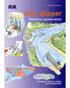 DSPCN RYA Day Skipper Practical Course Notes