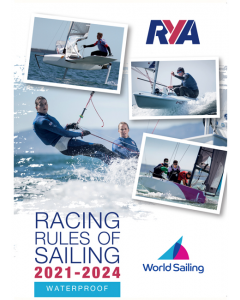 YR1 RYA Racing Rules of Sailing 2021-2024