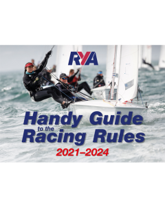 YR7 RYA Handy Guide to the Racing Rules 2021-2024