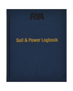G109 RYA Sail & Power Logbook