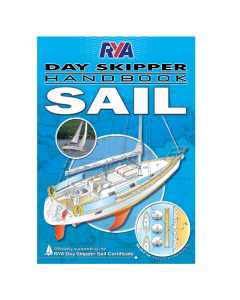 G71 RYA Day Skipper Handbook Sail