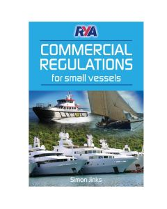 G105 RYA Commercial Regulations - Small Vessels