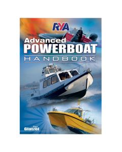 G108 RYA Advanced Powerboat Handbook
