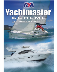 G158 RYA Yachtmaster Scheme Syllabus and Logbook