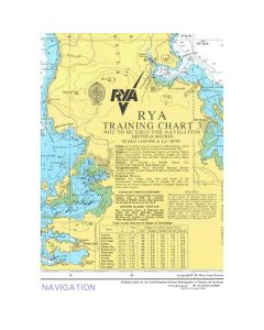 RYA Training Chart TC3