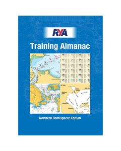 RYA Training Almanac - Northern Hemispere