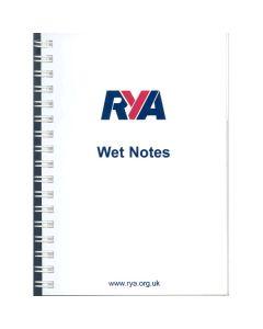 ZW13 RYA Wet Notes