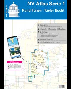 NV.Atlas Serie 1: Rund Fünen & Kieler Bucht