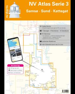 NV.Atlas Serie 3: Samsø, Sund & Kattegat