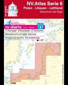Serie 6: NV.Atlas Baltic - Polen, Litauen & Lettland