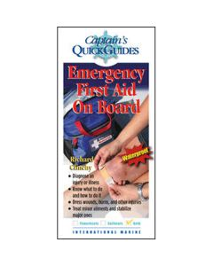 Emergencies on Board - Captains Quick Guide