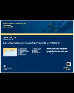 SC5601 East Devon & Dorset Coast, Exmouth to Christchurch